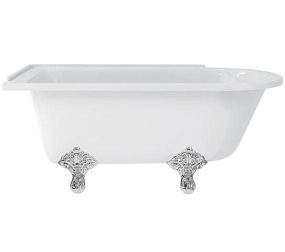 Burlington Hampton 1500 x 750mm Freestanding Bath