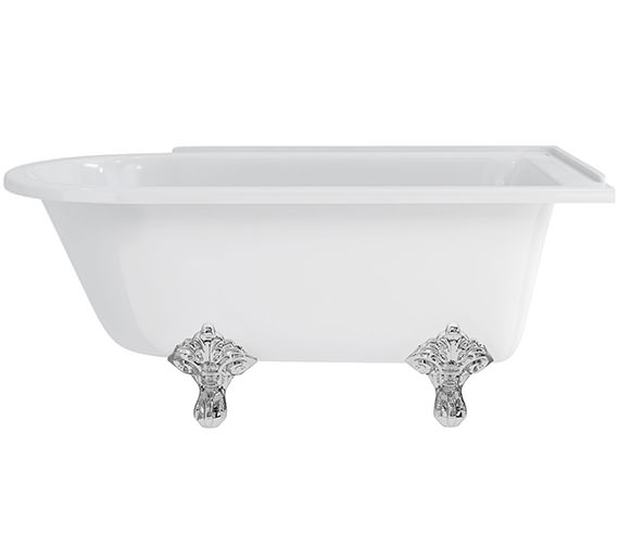 Burlington Hampton 1500 x 750mm Right Hand Freestanding Bath