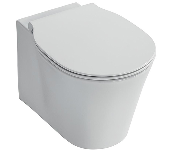 Ideal Standard Concept Air Aquablade Wall Hung WC Pan 545mm