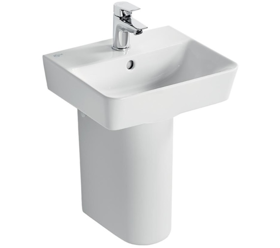 Ideal Standard Concept Air Cube 400 x 350mm Handrinse Basin