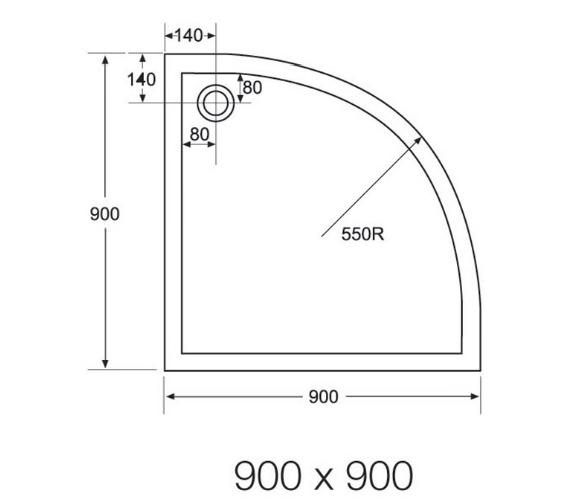 Technical drawing QS-V29779 / 2520