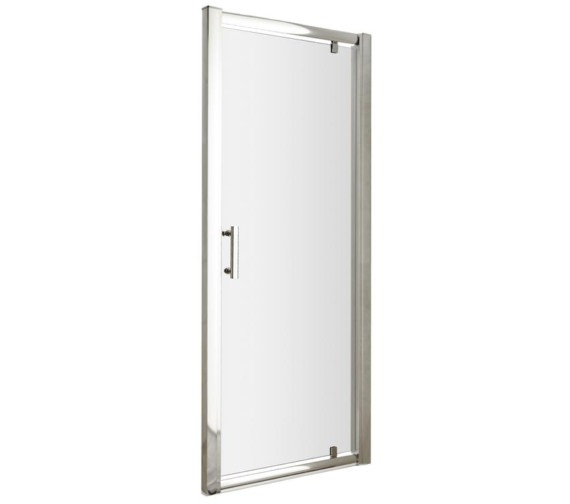 Beo Framed Pivot Shower Door 760mm