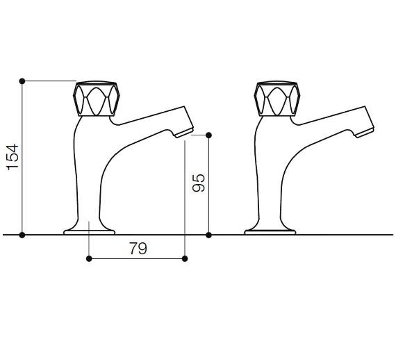 Technical drawing QS-V0067 / KIT127