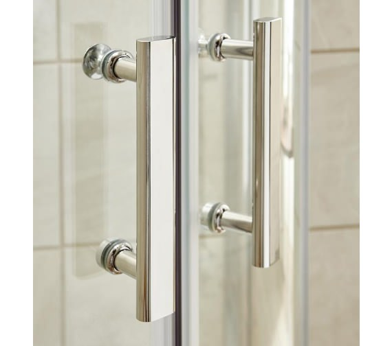 Alternate image of Aqva Catalano 800mm Quadrant Shower Enclosure