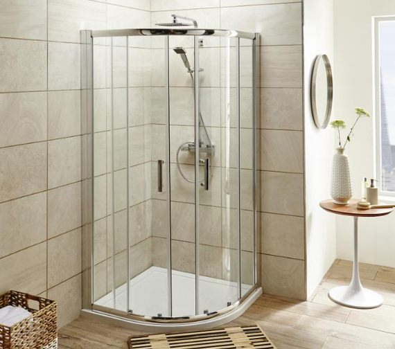 Aqva Catalano 800mm Quadrant Shower Enclosure