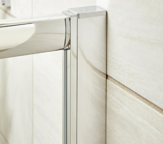 Additional image of Aqva Catalano 800mm Quadrant Shower Enclosure