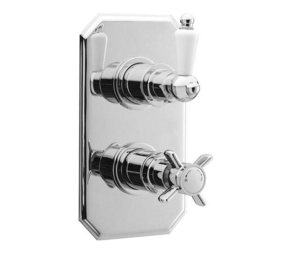 Beo Nobel Twin Thermostatic Shower Valve