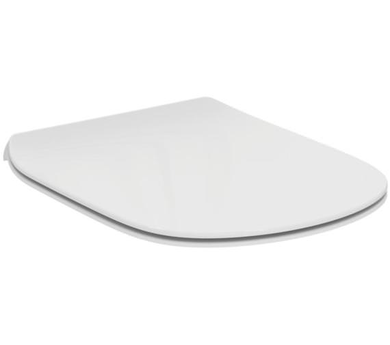 Ideal Standard Tesi Slim Normal Close WC Toilet Seat