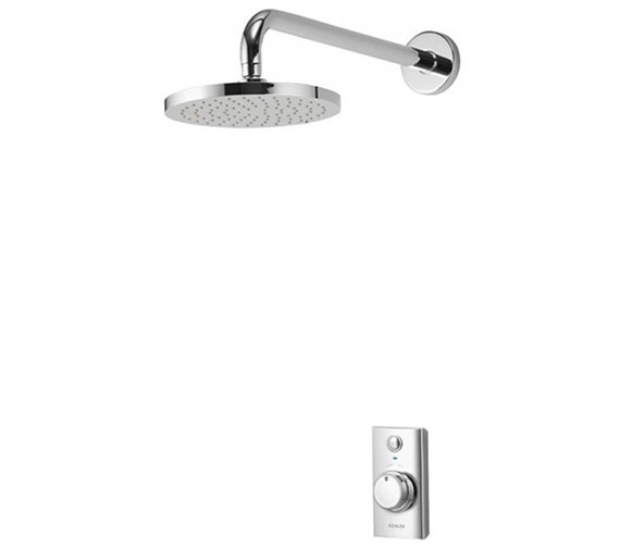 Aqualisa Visage Concealed Digital Shower With Fixed Head - HP Combi