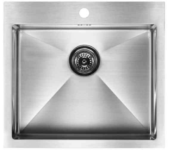Alternate image of 1810 Company Zenuno 400 I-F 15R 1.0 Bowl Kitchen Sink