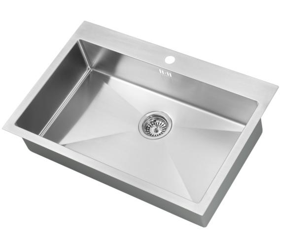 1810 Company Zenuno 700 I-F 15R 1.0 Bowl Kitchen Sink