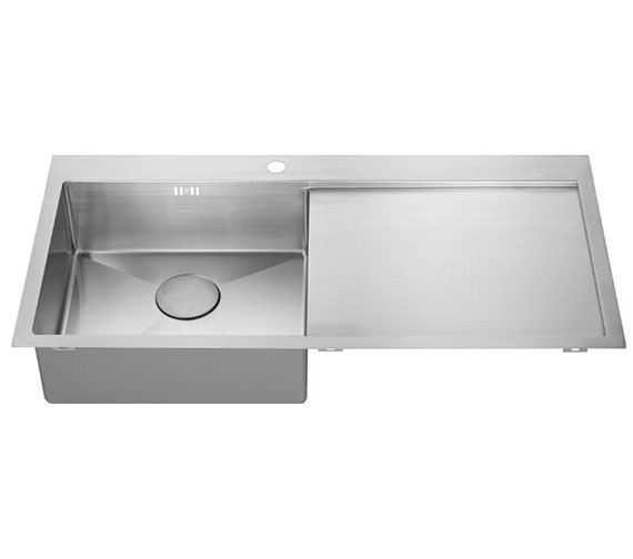 Alternate image of 1810 Company Zenuno 5 I-F 15R BBL 1.0 Bowl Sink