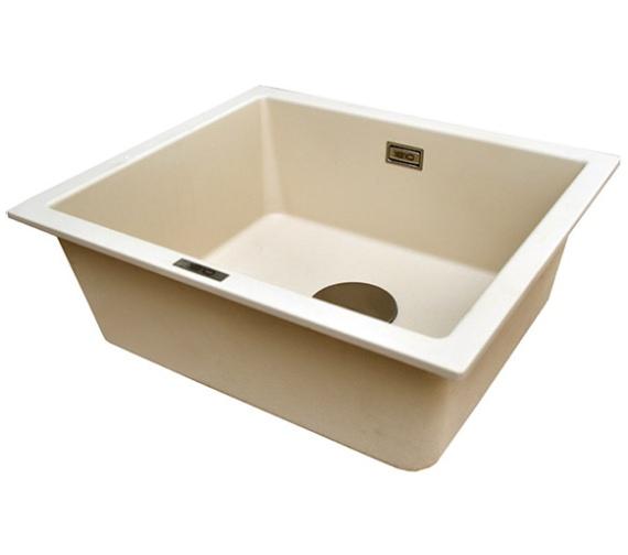 Alternate image of 1810 Company Purquartz Cavauno 469U 1.0 Bowl Undermount Sink