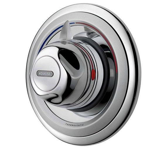Aqualisa Aquavalve 609 Chrome Concealed Thermostatic Shower Valve