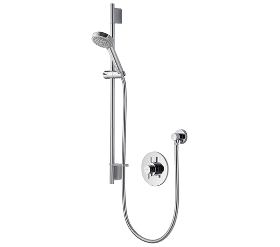 Aqualisa Aspire DL Concealed Thermostatic Shower Mixer Valve With Kit