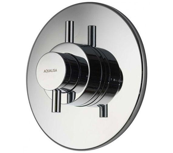 Alternate image of Aqualisa Aspire DL Concealed Thermostatic Shower Mixer Valve With Kit