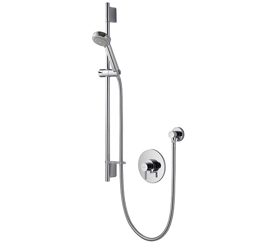 Aqualisa Siren SL Concealed Thermostatic Shower Mixer Valve With Kit