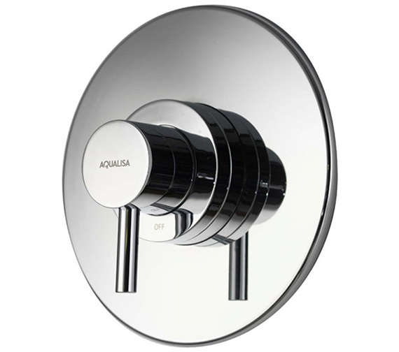 Alternate image of Aqualisa Siren SL Concealed Thermostatic Shower Mixer Valve With Kit