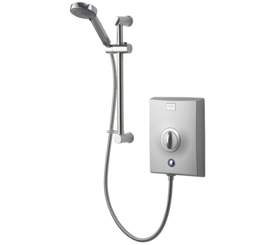 Aqualisa Quartz Chrome Electric Shower 9.5kW - QZE9501