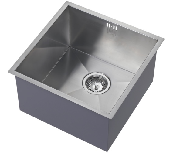 1810 Company Zenuno 400U Deep 1.0 Bowl Kitchen Sink
