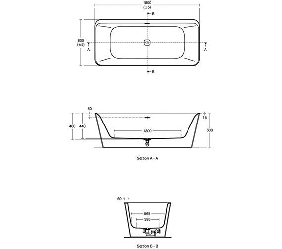 Technical drawing QS-V3388 / E398101