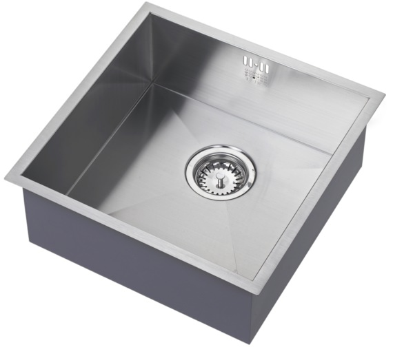 1810 Company Zenuno 400U 1.0 Bowl Kitchen Sink