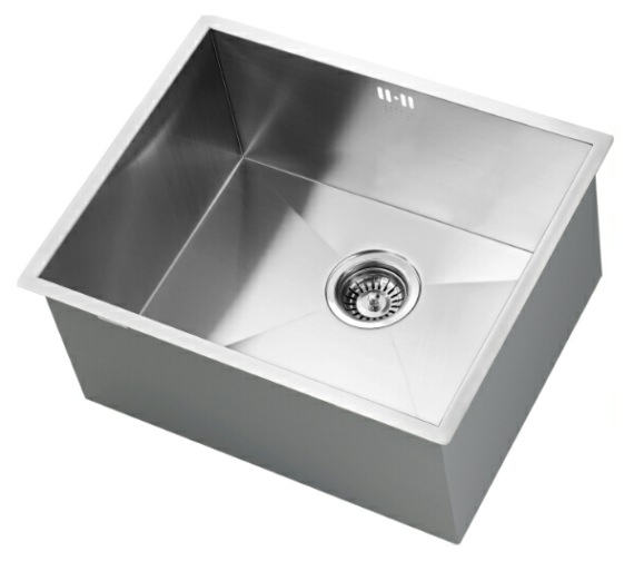 1810 Company Zenuno 500U Deep 1.0 Bowl Kitchen Sink