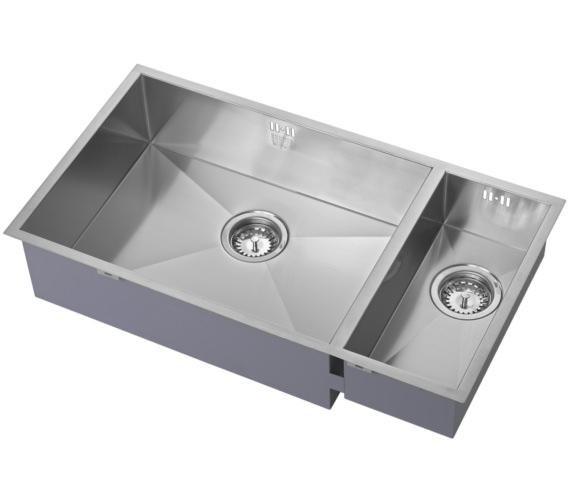 1810 Company Zenduo 550-180U BBL 1.5 Bowl Kitchen Sink Left hand Big Bowl