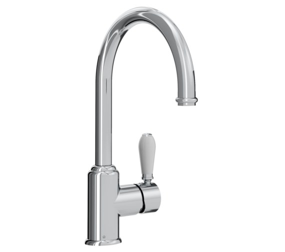 Bristan Renaissance Single Lever Kitchen Sink Mixer Tap With EasyFit Base