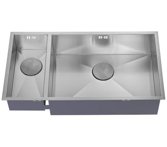 Alternate image of 1810 Company Zenduo 550-180U BBL 1.5 Bowl Kitchen Sink Left hand Big Bowl