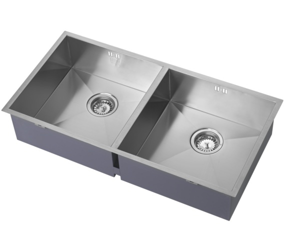 1810 Company Zenduo 400-400U 2.0 Bowl Kitchen Sink
