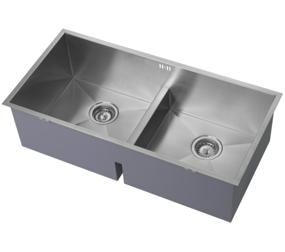 1810 Company Zenduo 415-415U Deep 2.0 Bowl Kitchen Sink