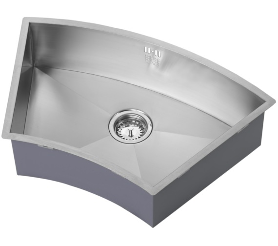 1810 Company Zenuno 675U Curve 1.0 Bowl Kitchen Sink