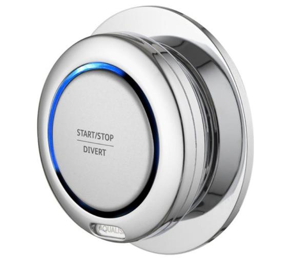 Aqualisa Quartz Digital Divert Wireless Remote Control