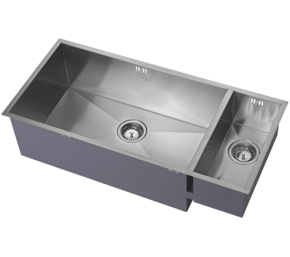 1810 Company Zenduo 700-180U BBL Deep 1.5 Bowl Kitchen Sink