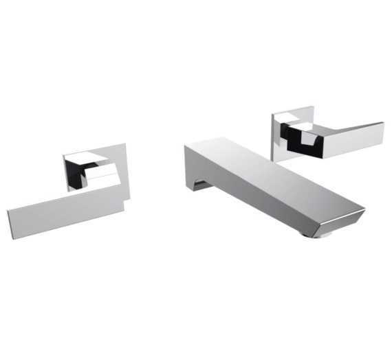 Bristan Sail Wall Mounted Basin Mixer Tap