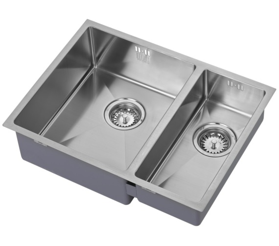 1810 Company Zenduo15 340-180U BBL 1.5 Bowl Kitchen Sink -Big Bowl Left
