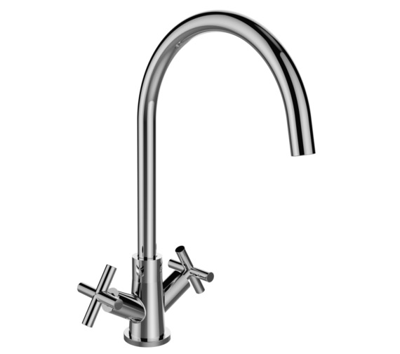 Bristan Tangerine Kitchen Sink Mixer Tap With EasyFit Base