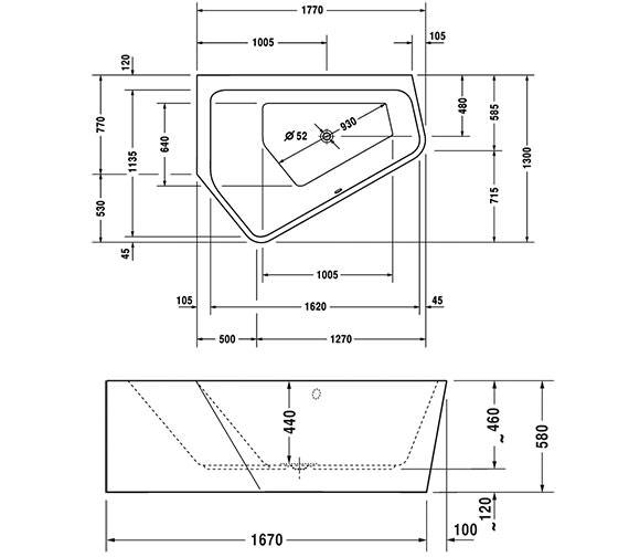 Technical drawing QS-V54292 / 760396000JS1000