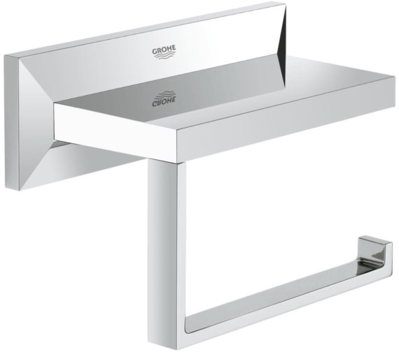 Grohe Allure Brilliant Toilet Roll Holder