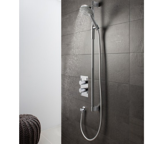 Alternate image of Crosswater Ethos Premium Shower Kit Package 2 - ETHOSPACKAGE2