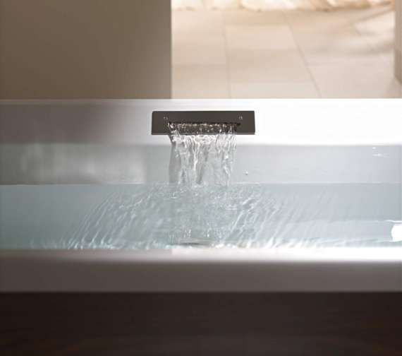 Additional image of Duravit 2nd Floor 1700 x 700mm Built-In Bath With Combi-System E