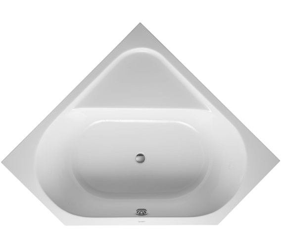 Duravit D Code 1400 X 1400mm Built In Corner Bathtub 700137