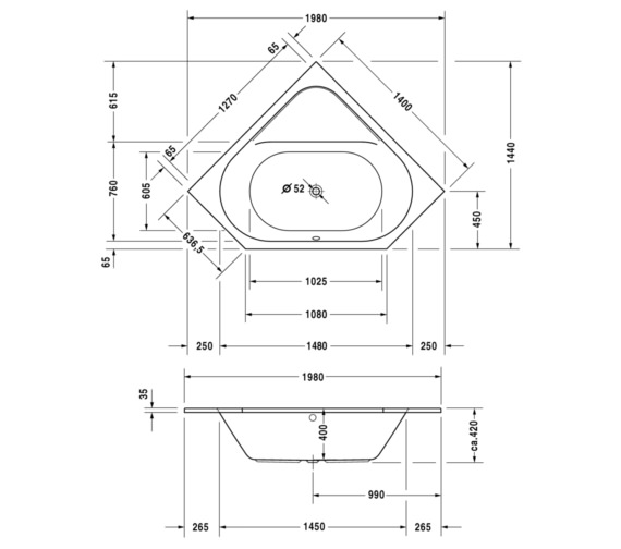 Technical drawing QS-V6459 / 760137000JP1000