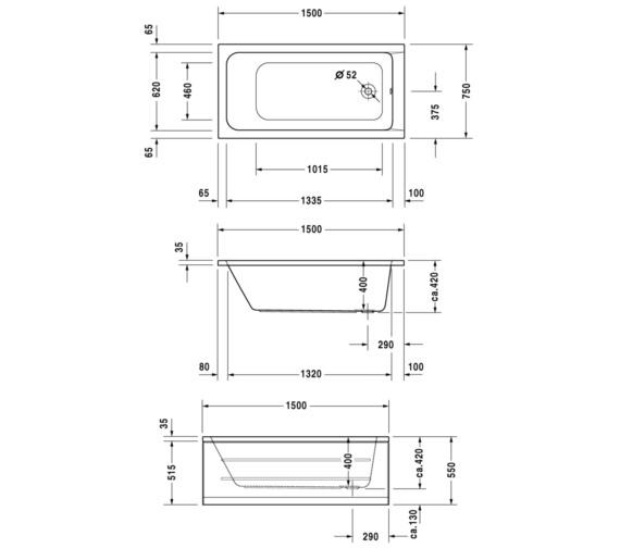 Technical drawing QS-V6451 / 700095000000000