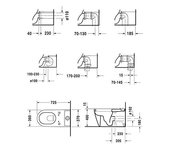 Technical drawing QS-V63466 / 611000002004300