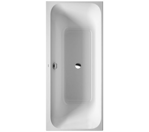 Duravit Happy D2 Built-In Bath With Support Frame