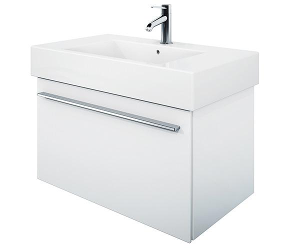 Duravit X-Large 800mm Vanity Unit With 850mm Vero Washbasin
