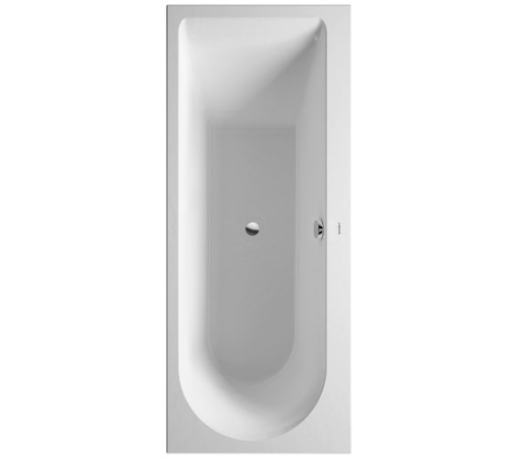 Duravit Darling New 1700 x 700mm Bath With One Backrest Slope Right