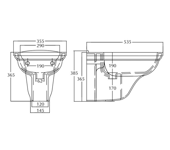 Technical drawing QS-V17687 / AD1BH11030
